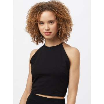 ABOUT YOU Top 'Luisa' in schwarz