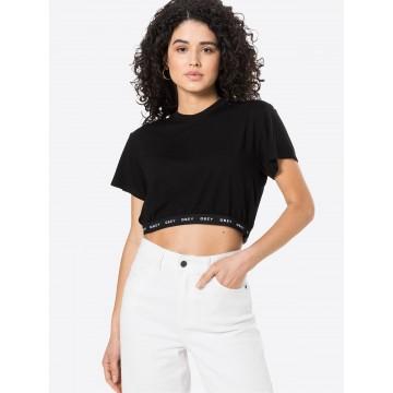 Obey Shirt 'GLEN ASPEN' in schwarz / weiß