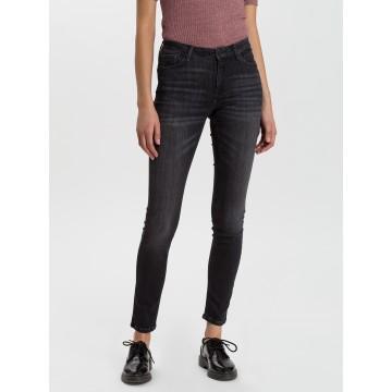 Cross Jeans Jeans 'Alan' in black denim