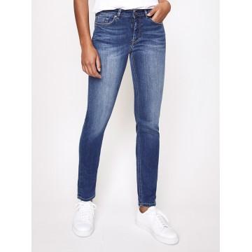 Five Fellas Jeans in blau