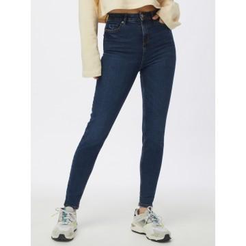 Miss Selfridge Jeans 'Emily' in blue denim