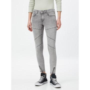 ONLY Jeans 'ROYAL' in grey denim
