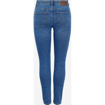 PIECES Jeans 'Peggy' in blue denim