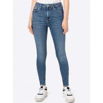 River Island Jeans 'MAPLE' in blue denim