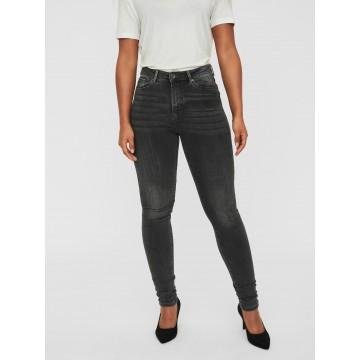 VERO MODA Jeans 'SOPHIA' in grey denim