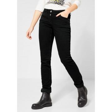 CECIL Jeans 'Scarlett' in black denim