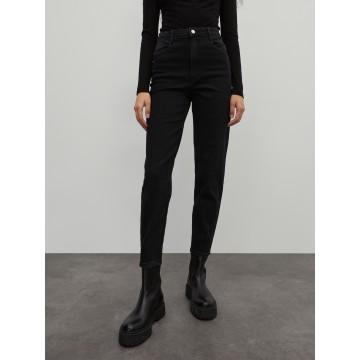 EDITED Jeans 'Jeylana' in schwarz