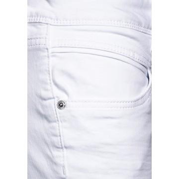 STREET ONE Jeans 'Jane' in white denim
