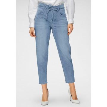 MAC Jeans in blue denim