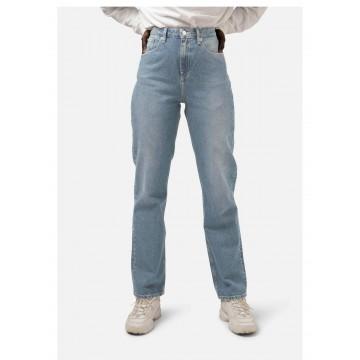 MUD Jeans Jeans 'Rose' in blue denim