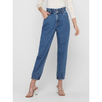 ONLY Jeans 'Ova' in blue denim