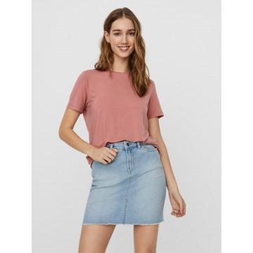 AWARE by Vero Moda Shirt 'VMAVA' in rosa