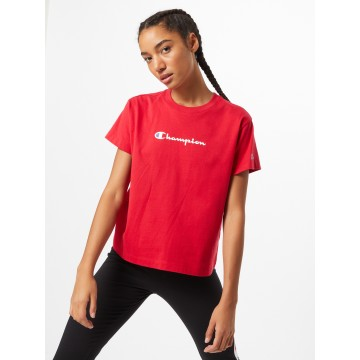 Champion Authentic Athletic Apparel T-Shirt in rot