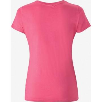 LOGOSHIRT T-Shirt 'Der kleine Maulwurf' in pink