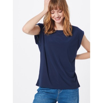 SISTERS POINT Shirt 'LOW-A' in navy