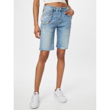 Goldgarn Jeans 'Augusta' in blue denim