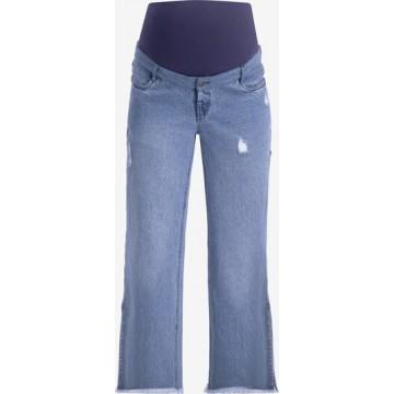 Supermom Jeans in blue denim