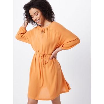 basic apparel Kleid 'Felicia' in orange