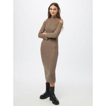 DeFacto Kleid 'Elbise' in braun