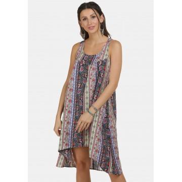 usha FESTIVAL Kleid in mischfarben