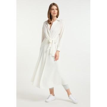 Usha Kleid in weiß