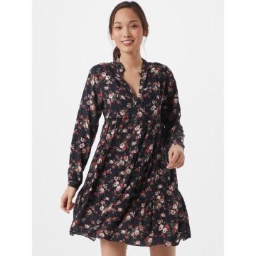 ZABAIONE Kleid 'Aurelia' in mischfarben / schwarz