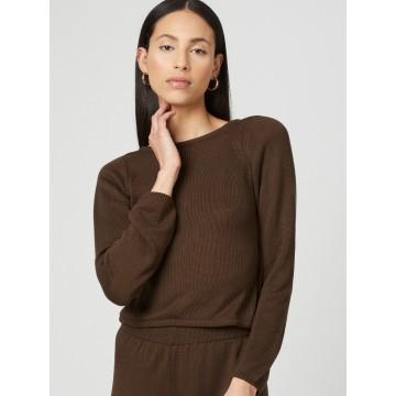 Liz Kaeber Shirt in braun