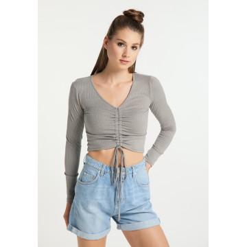 MYMO Shirt in grau