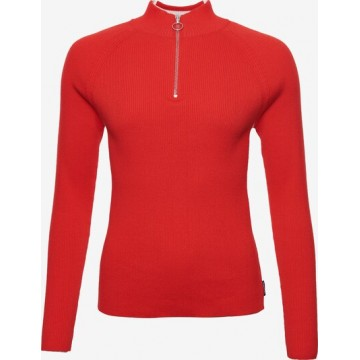Superdry Shirt in rot