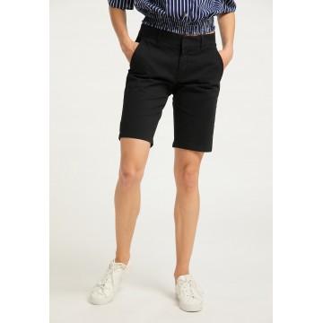 DreiMaster Vintage Shorts in schwarz