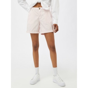 EDC BY ESPRIT Shorts in pastellpink