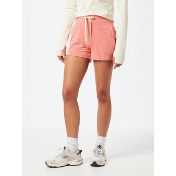 Hummel Shorts 'ZANDRA' in pastellrot