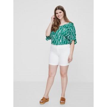 Junarose Shorts in weiß