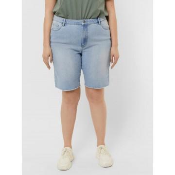 Vero Moda Curve Jeans in blue denim