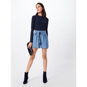 VERO MODA Shorts 'Mia' in blue denim