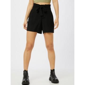VILA Shorts 'Rasha' in schwarz