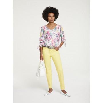 ARIZONA Jeans in gelb
