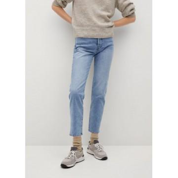 MANGO Jeans 'Mar' in hellblau