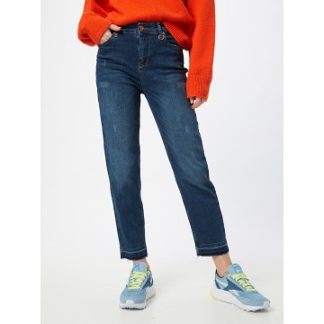 PULZ Jeans Jeans in blue denim