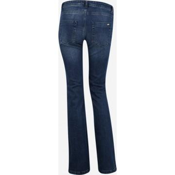 BELLYBUTTON Jeans in blue denim / schwarz