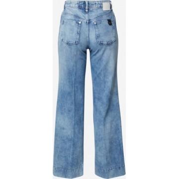 DRYKORN Jeans 'SWEEP' in hellblau