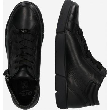 ARA Sneaker 'ROM' in schwarz