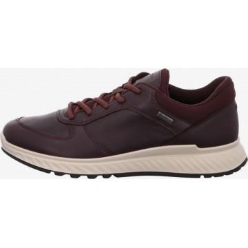 ECCO Sneaker in dunkelrot