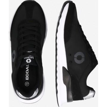 ECOALF Sneaker 'PRINCE' in schwarz