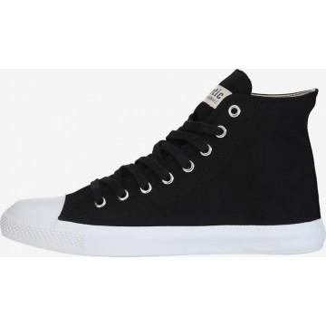 Ethletic Sneaker 'True Blood' in schwarz / weiß