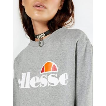 ELLESSE Sweatshirt 'Agata' in grau