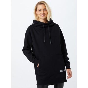 HUGO Sweatshirt 'Dumplina' in schwarz