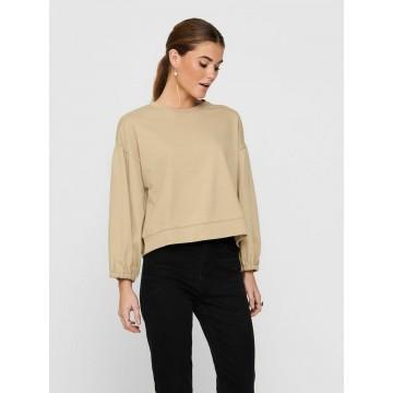 JDY Sweatshirt in beige
