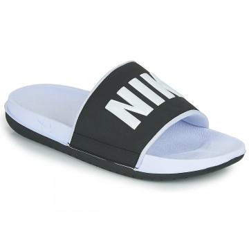 Nike OFFCOURT SLIDE Weiss / Schwarz