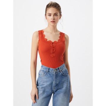 rosemunde Top in orange